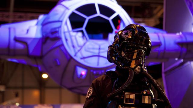 Webdiensten van Google krijgen Star Wars-thema's
