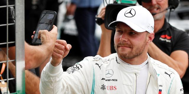 Bottas rijdt ook in 2020 bij Mercedes, Ocon vervangt Hülkenberg bij Renault