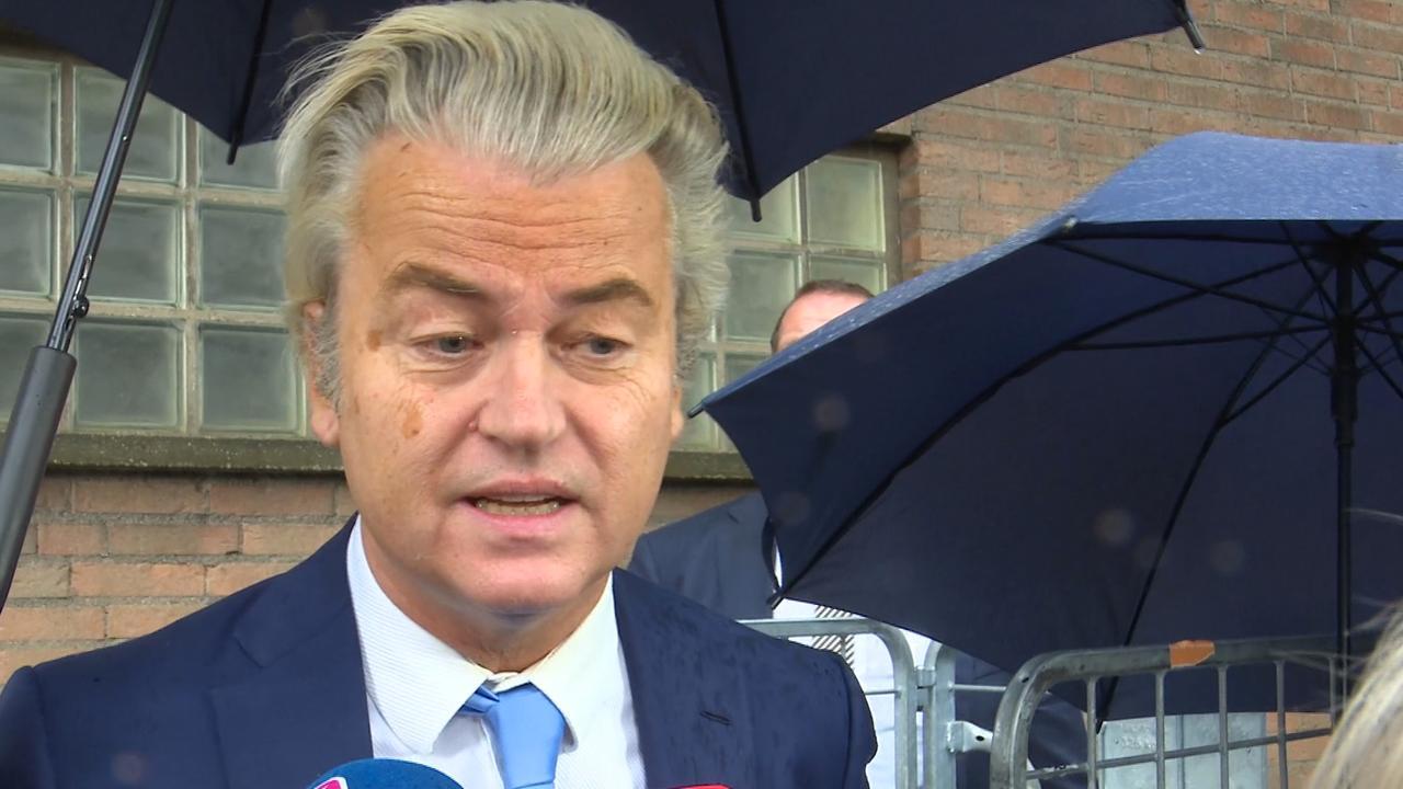 PVV-leider Wilders doet aangifte tegen Rutte vanwege discriminatie