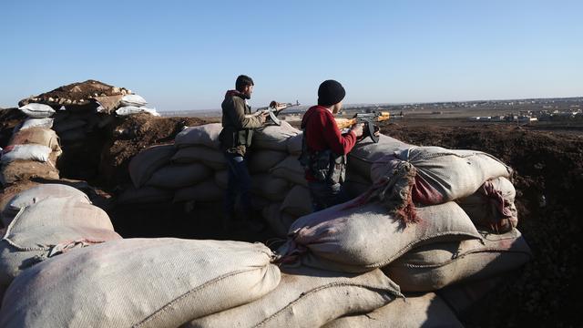 Dit is wat we weten over de Turkse inval in Syrië