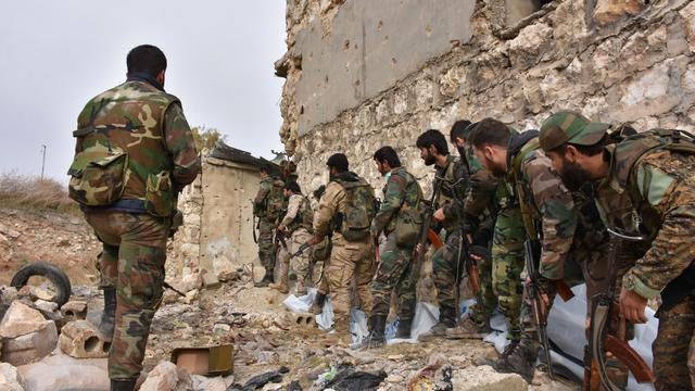 Syrisch leger claimt herovering oude centrum Aleppo