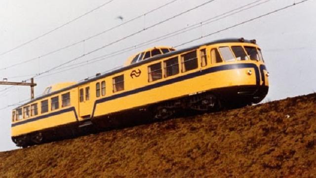 Spoorwegmuseum krijgt Kameel-trein als nieuwe aanwinst