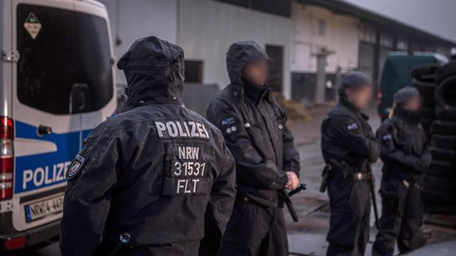 Duitse politie verijdelt mogelijke aanslag door arrestatie Syrische verdachte
