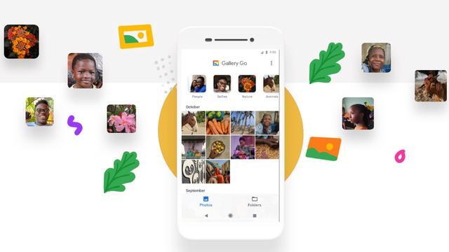 Google brengt app uit voor offline fotobewerking en -organisatie