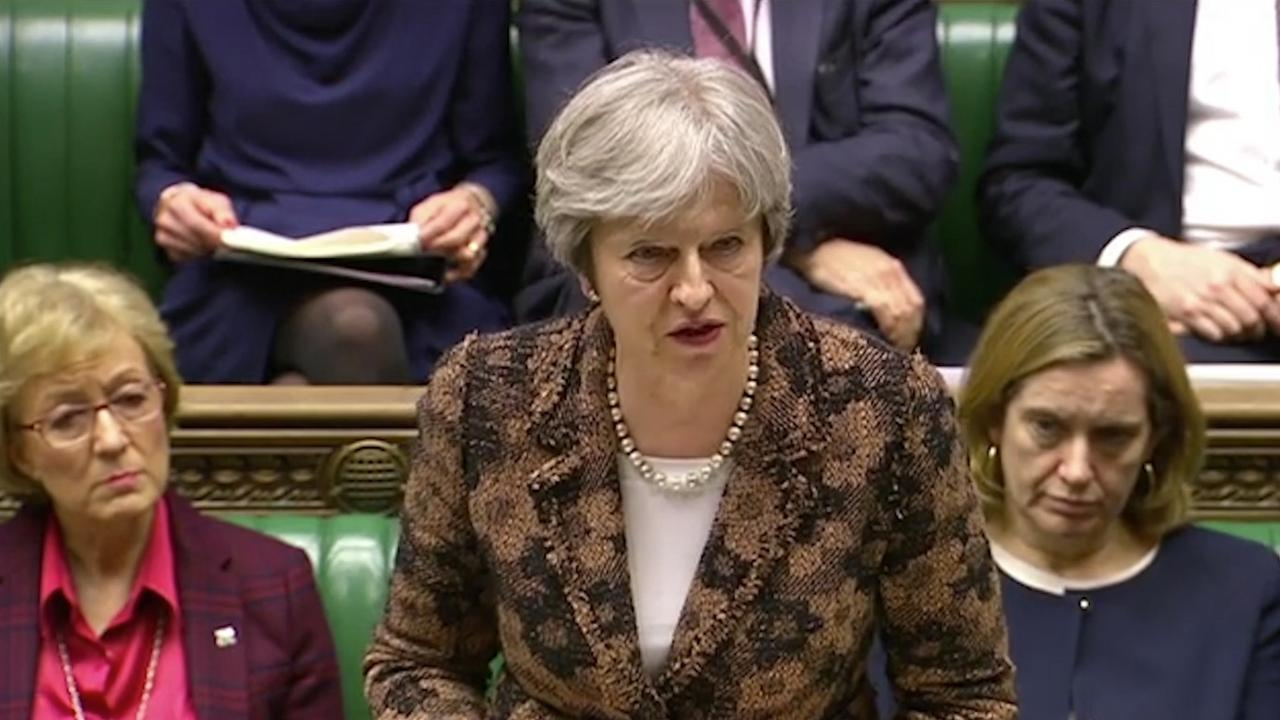 Theresa May: 'We tolereren aanval op spion niet'