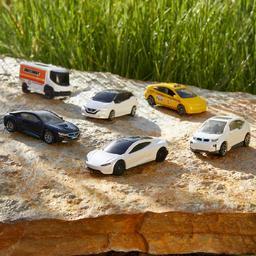 Fabrikant van speelgoedauto's Matchbox gaat 'wagenpark' vergroenen