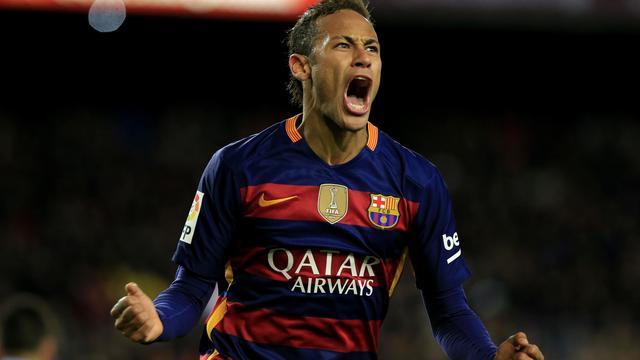 FC Barcelona verwacht dat Neymar contract gaat verlengen