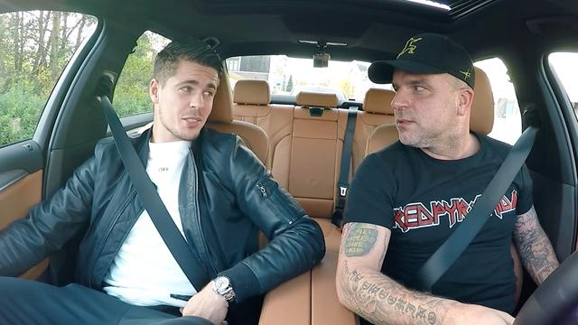 Bij Andy in de auto: Van Ginkel over gemis van kroketten bij PSV