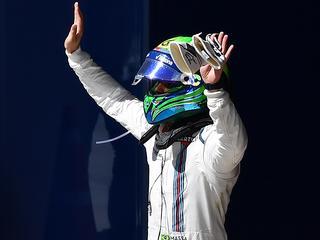 'Het was een eer om zestien seizoenen deel uit te maken van de Formule 1'