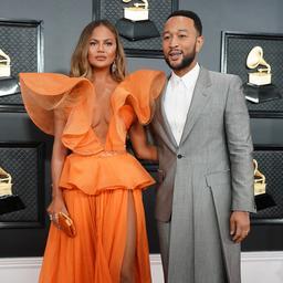 John Legend en Chrissy Teigen willen miskraam bespreekbaar maken met kinderen