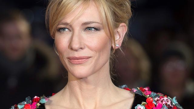 Cate Blanchett krijgt rol in Londens toneelstuk