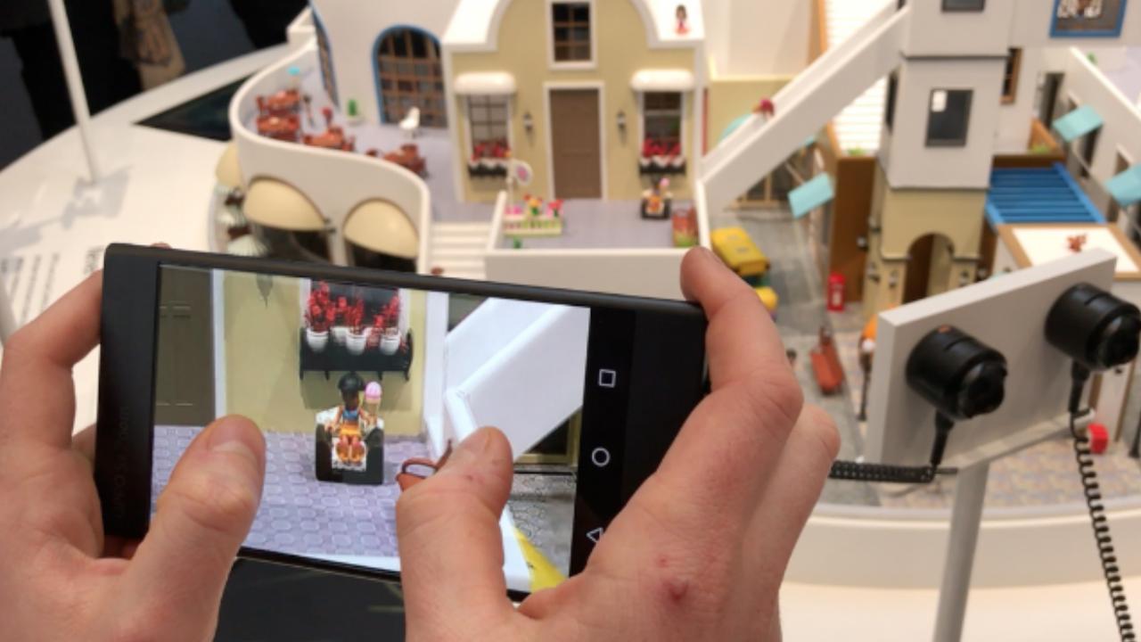 Oppo-telefoon heeft inwendige optische zoomlens