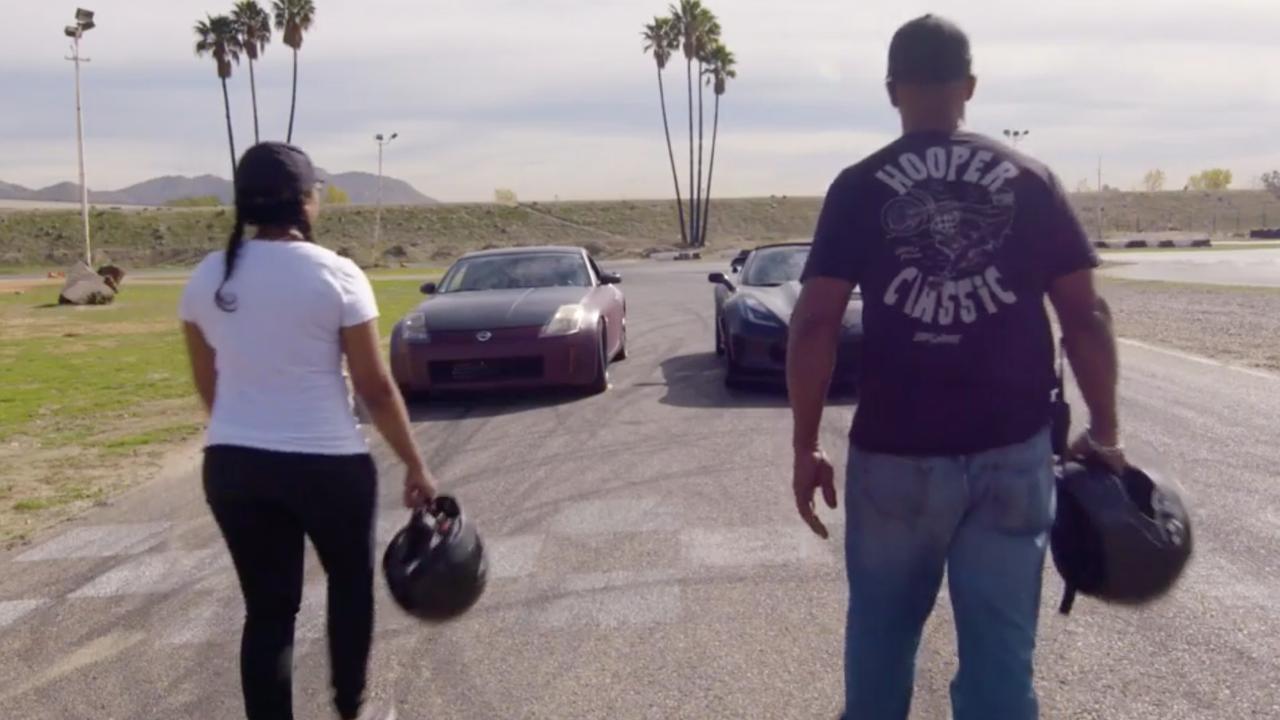 Minidocu: Vader en dochter doen stunts in grootste Hollywoodfilms