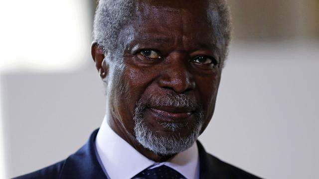 Prins Ali ziet belangrijke rol voor Kofi Annan bij hervorming FIFA