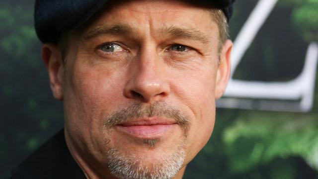 Brad Pitt veroorzaakt kettingbotsing in Los Angeles