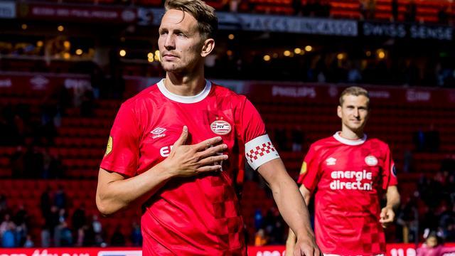 Luuk de Jong: 'Teleurstelling van mislopen titel was merkbaar in stadion'