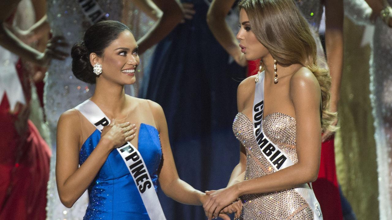 Presentator kondigt verkeerde winnaar aan als Miss Universe
