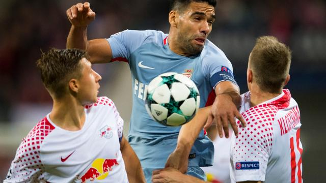 Samenvatting RB Leipzig-AS Monaco (1-1)
