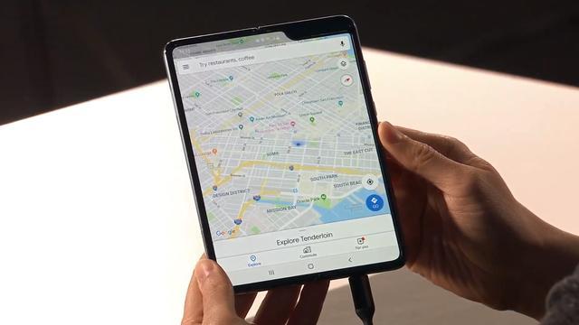 Samsung stelt lancering Galaxy Fold uit vanwege technische problemen