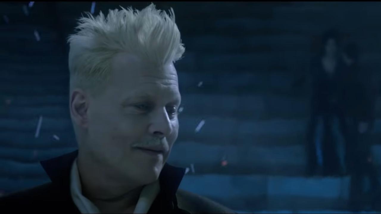Johnny Depp speelt kwaadaardige tovenaar in vervolg Fantastic Beasts