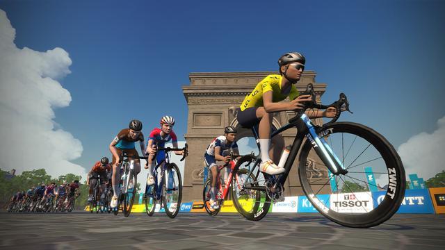 Van der Poel, Vos en Van der Breggen doen mee aan virtuele Tour de France