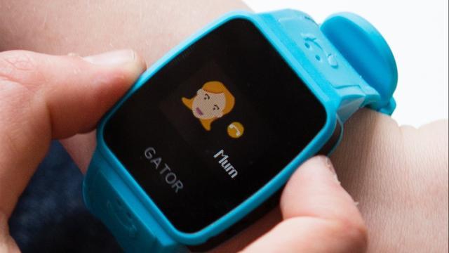'Gps-horloges voor kinderen zeer slecht beveiligd'