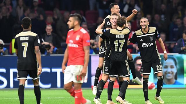 Ajax en PSV doen goede zaken voor Nederland op coëfficiëntenlijst