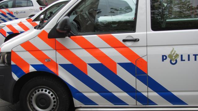 Politie treft materiaal hennepkwekerij in afgesloten loods