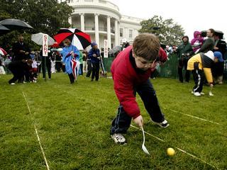 En verder: eieren rollen bij het Witte Huis en uitreiking 3FM Awards