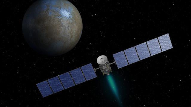 Missie van Amerikaanse ruimtesonde Dawn ten einde