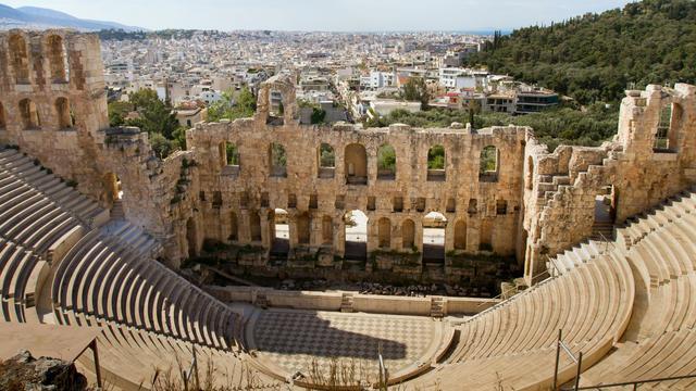 Reisadvies Griekenland aangepast wegens mogelijk geweld