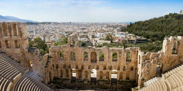 Aantal vakantieboekingen naar Griekenland flink gedaald