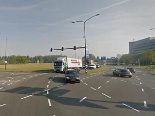 Verkeer richting A4 kan het beste de A44 nemen