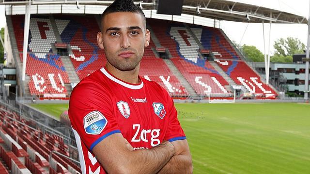 FC Utrecht legt transfervrije Chris David en Ould-Chikh vast