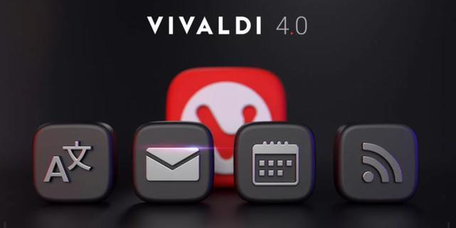 Webbrowser Vivaldi heeft nu ingebouwde e-mail- en agendafunctie