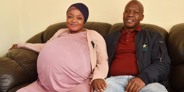 Zuid-Afrikaanse tienling blijkt verzinsel, 'moeder' opgenomen in kliniek