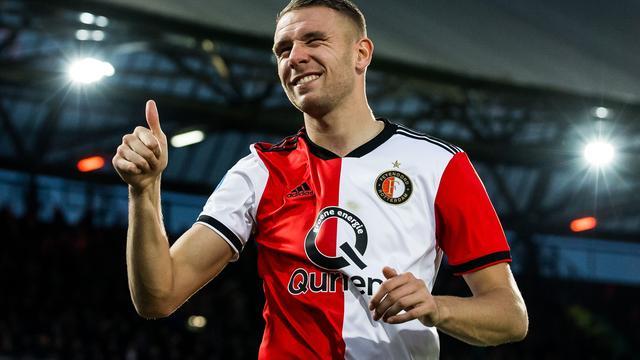 Strijdbare Van Beek verwacht basisplek bij Feyenoord te behouden