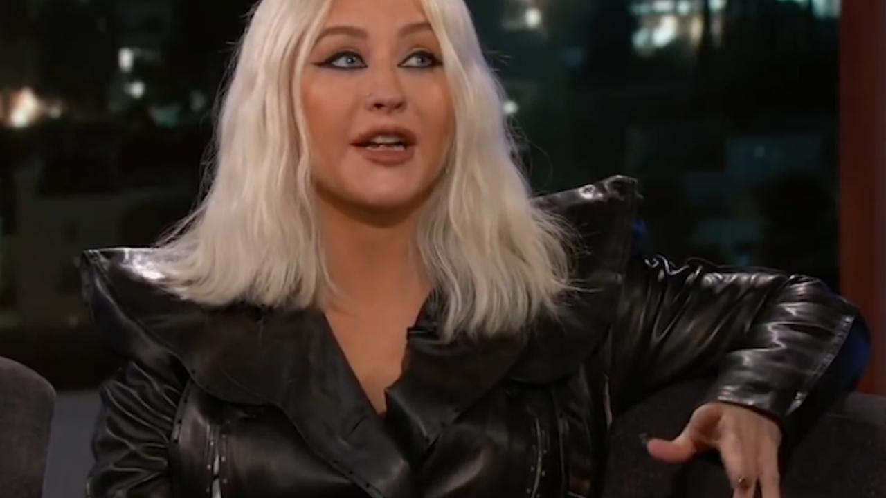 Christina Aguilera over 'beef' met Britney Spears