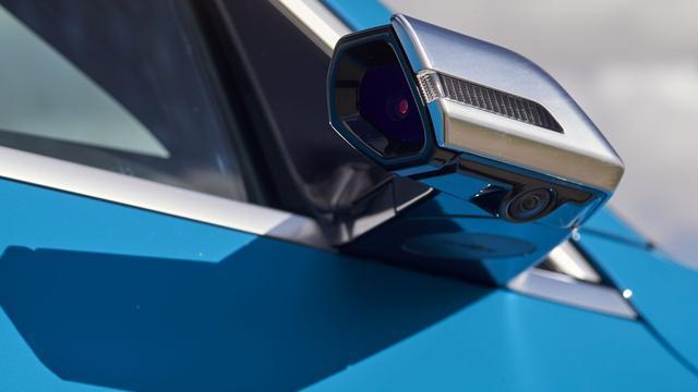 Digitale zijspiegels in trek bij Audi