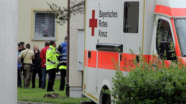 Dertien gewonden door explosie in Duitse fabriek