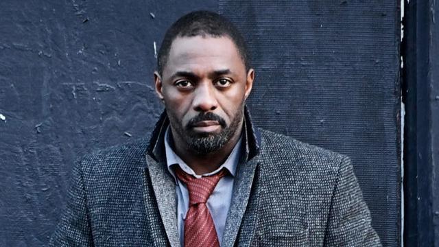 Idris Elba acht kans op nieuw seizoen Luther groot