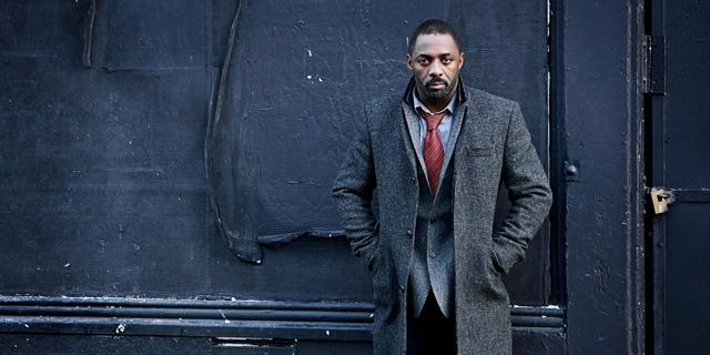 Populaire misdaadserie Luther wordt verfilmd