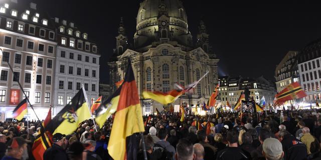 Anti-islambeweging Pegida mag geen mars houden door centrum Utrecht