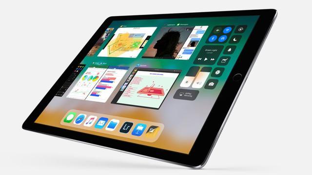 iOS 11 op iPad Pro