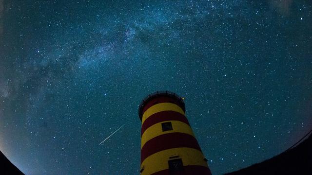 'Meer vallende sterren te zien dan andere jaren'