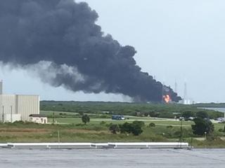 Raket moest zaterdag satelliet lanceren, geen sprake van gewonden