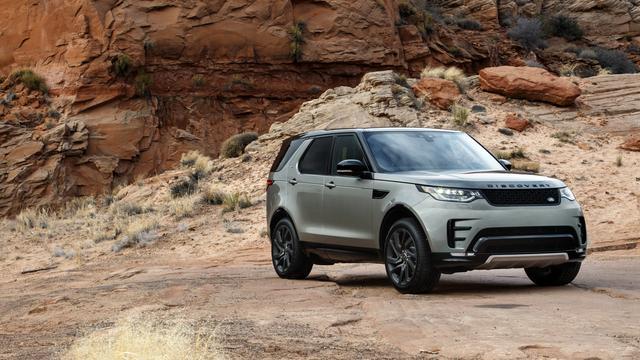 Nieuwe benzinemotor voor Land Rover Discovery