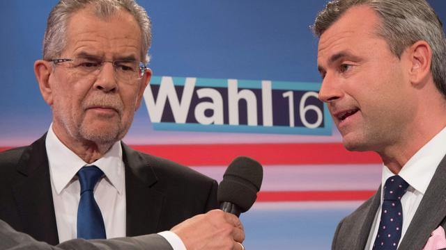 'Presidentsverkiezing Oostenrijk waarschijnlijk op 2 oktober'
