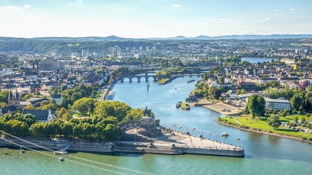 Verblijf in een Halfpension aan de Rijn bij Koblenz vanaf 95 euro per persoon