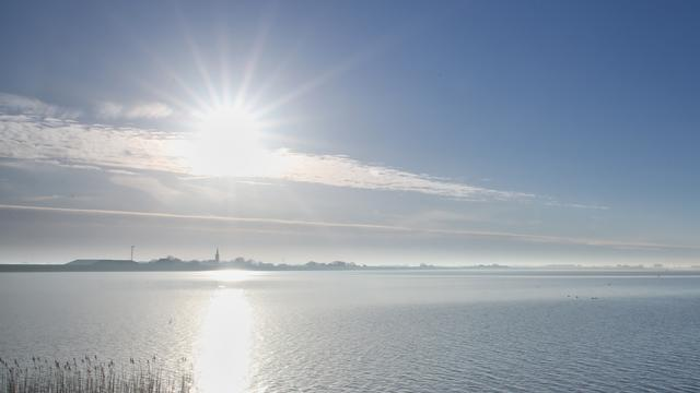 Weerbericht: Veel zon, temperaturen komende week verder omhoog